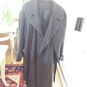 GREAT DEAL!!!!  MEN'S Double Breasted coat